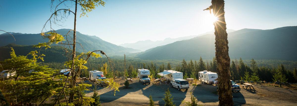 Whistler Rv Park Amp Campgrounds Campingplatz In Whistler