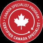 Siegel: Canada Specialist Program – Certified Canada Specialist