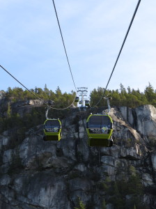 Die Sea to Sky Gondola