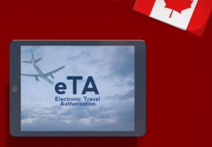 eTA – Electronic Travel Authorization Canada (Symbolbild)