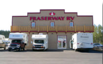 Fraserway-Station in Whitehorse (Verkauf)