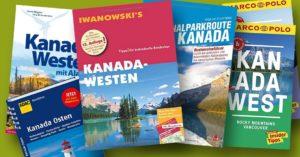Reiseführer für Kanada, Übersicht