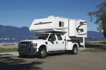 Truck Camper Bunk-Bed