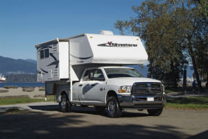 Truck Camper Slide-out von Fraserway