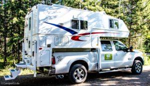 Ein Truck Camper von CanaDream